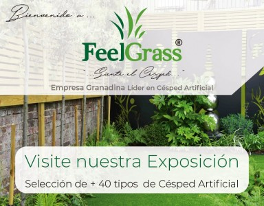 CESPED ARTIFICIAL FEELGRASS | CÉSPED GRANADA